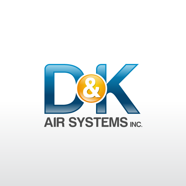 Logo Design by booney - Entry No. 67 in the Logo Design Contest D&K Air Systems, Inc..