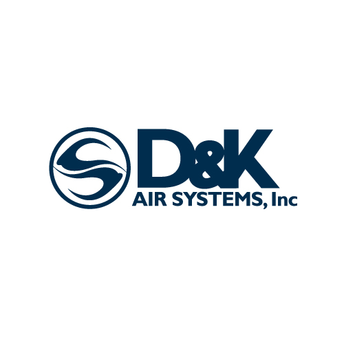 Logo Design by SilverEagle - Entry No. 70 in the Logo Design Contest D&K Air Systems, Inc..