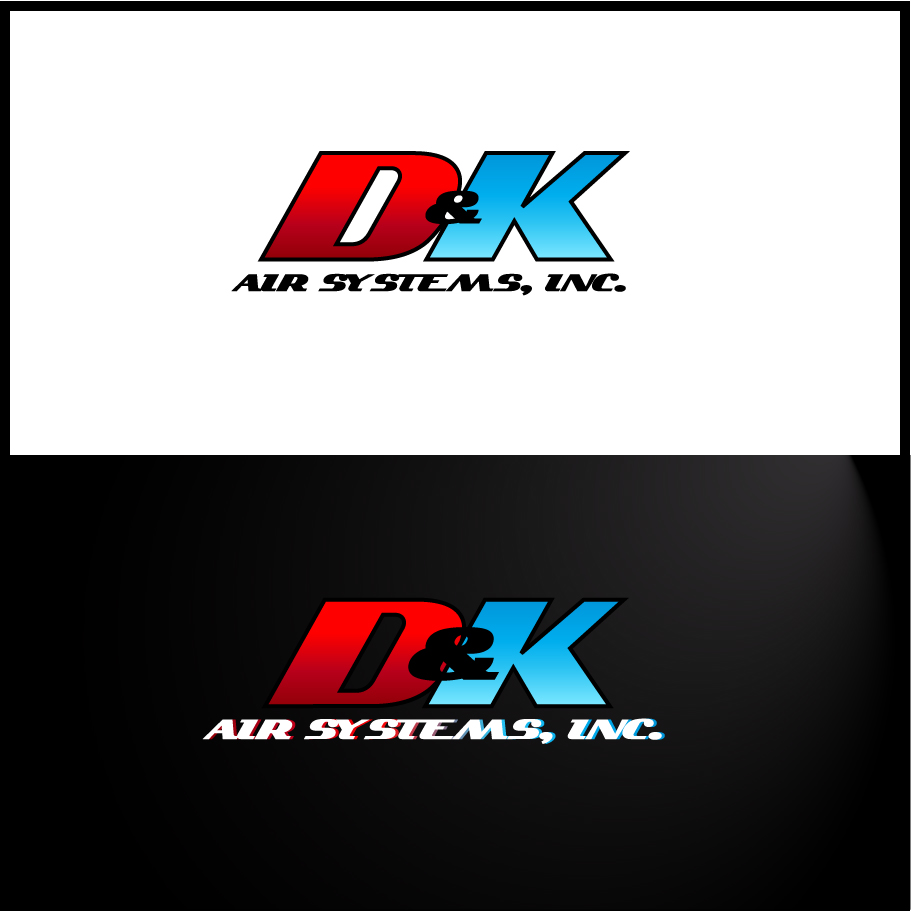 Logo Design by trav - Entry No. 81 in the Logo Design Contest D&K Air Systems, Inc..