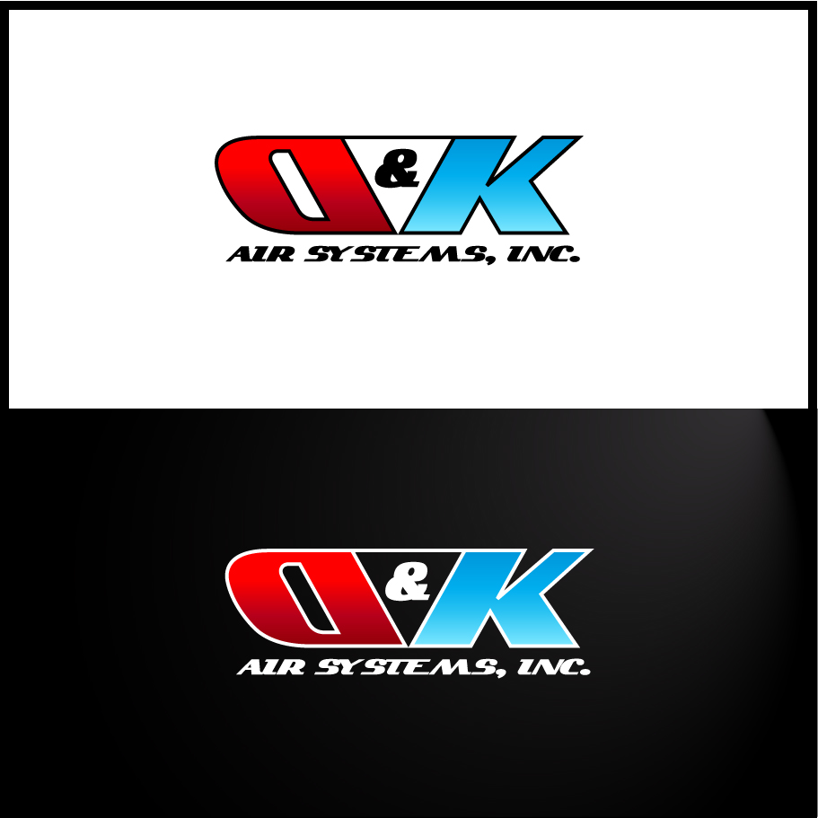 Logo Design by trav - Entry No. 82 in the Logo Design Contest D&K Air Systems, Inc..