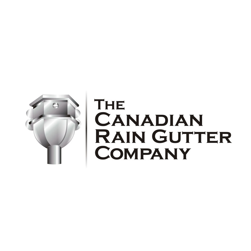 Logo Design by Heru budi Santoso - Entry No. 13 in the Logo Design Contest The Canadian Rain Gutter Company.