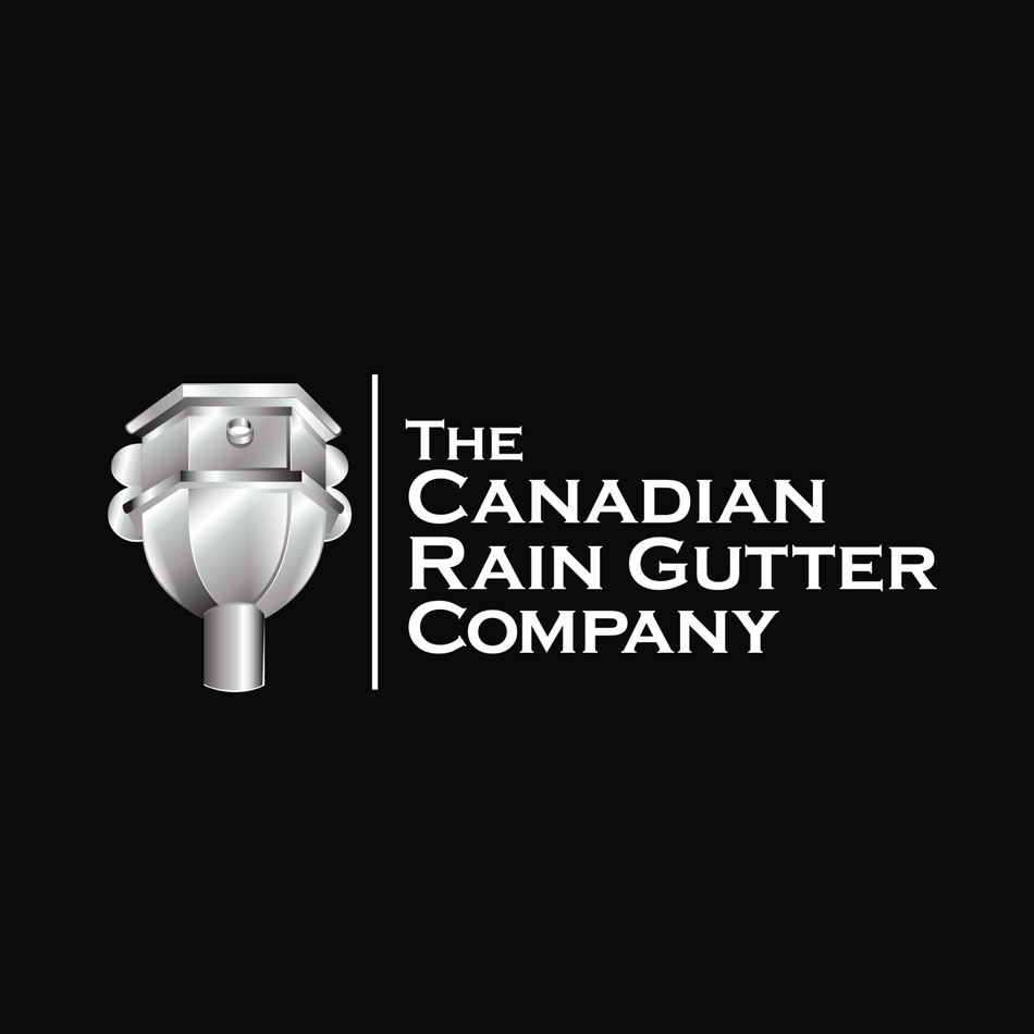 Logo Design by Heru budi Santoso - Entry No. 14 in the Logo Design Contest The Canadian Rain Gutter Company.