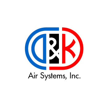 Logo Design by aidar - Entry No. 84 in the Logo Design Contest D&K Air Systems, Inc..