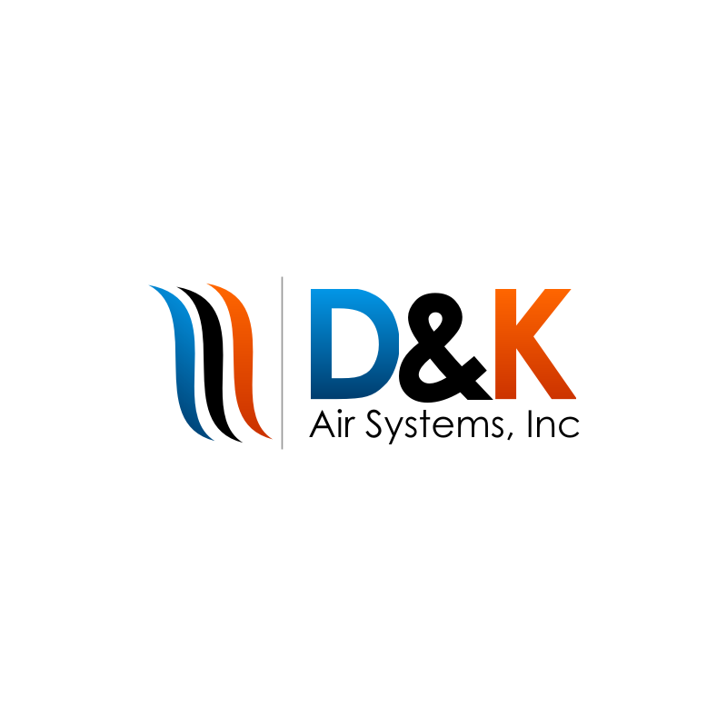 Logo Design by untung - Entry No. 85 in the Logo Design Contest D&K Air Systems, Inc..