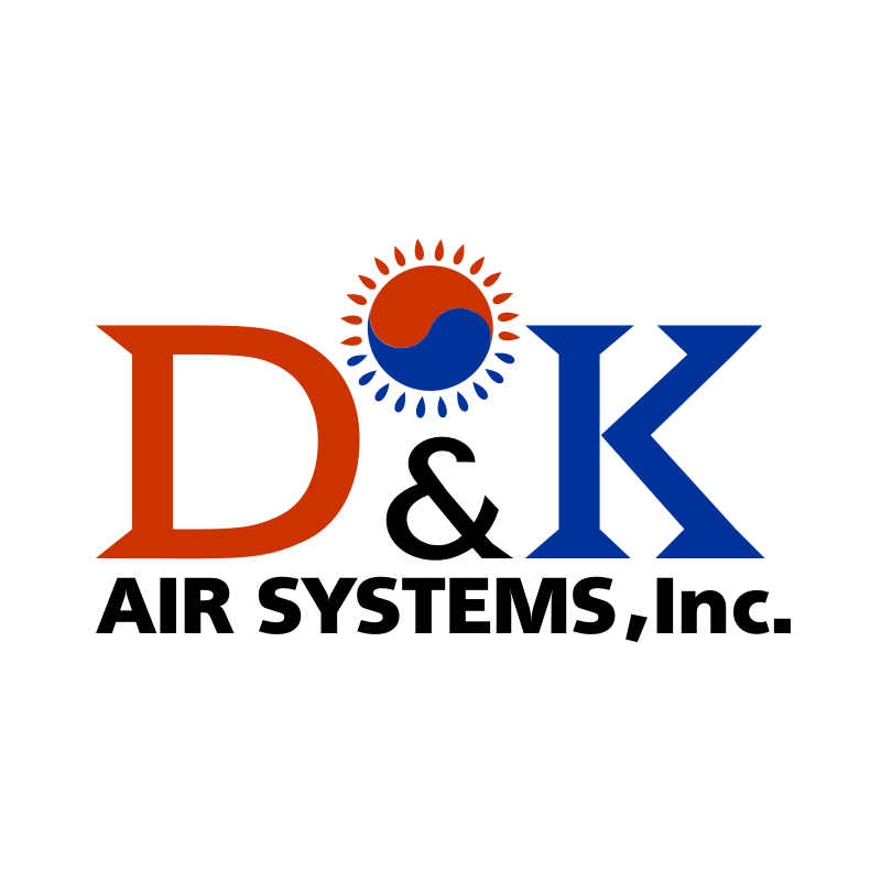 Logo Design by Rudy - Entry No. 86 in the Logo Design Contest D&K Air Systems, Inc..