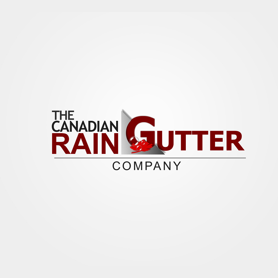 Logo Design by luwabu - Entry No. 19 in the Logo Design Contest The Canadian Rain Gutter Company.