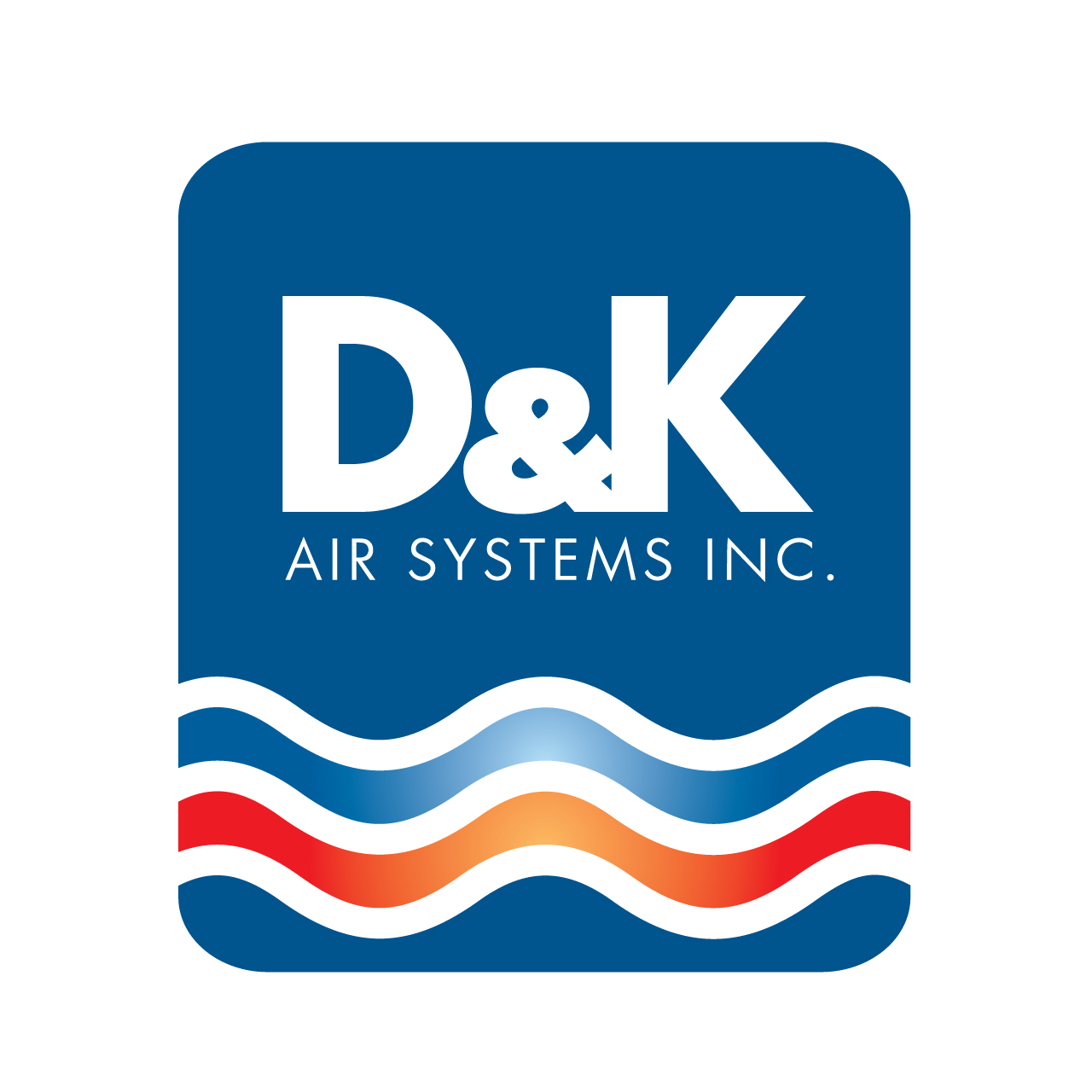 Logo Design by marikisoti - Entry No. 90 in the Logo Design Contest D&K Air Systems, Inc..