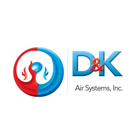 Logo Design by bambino - Entry No. 94 in the Logo Design Contest D&K Air Systems, Inc..
