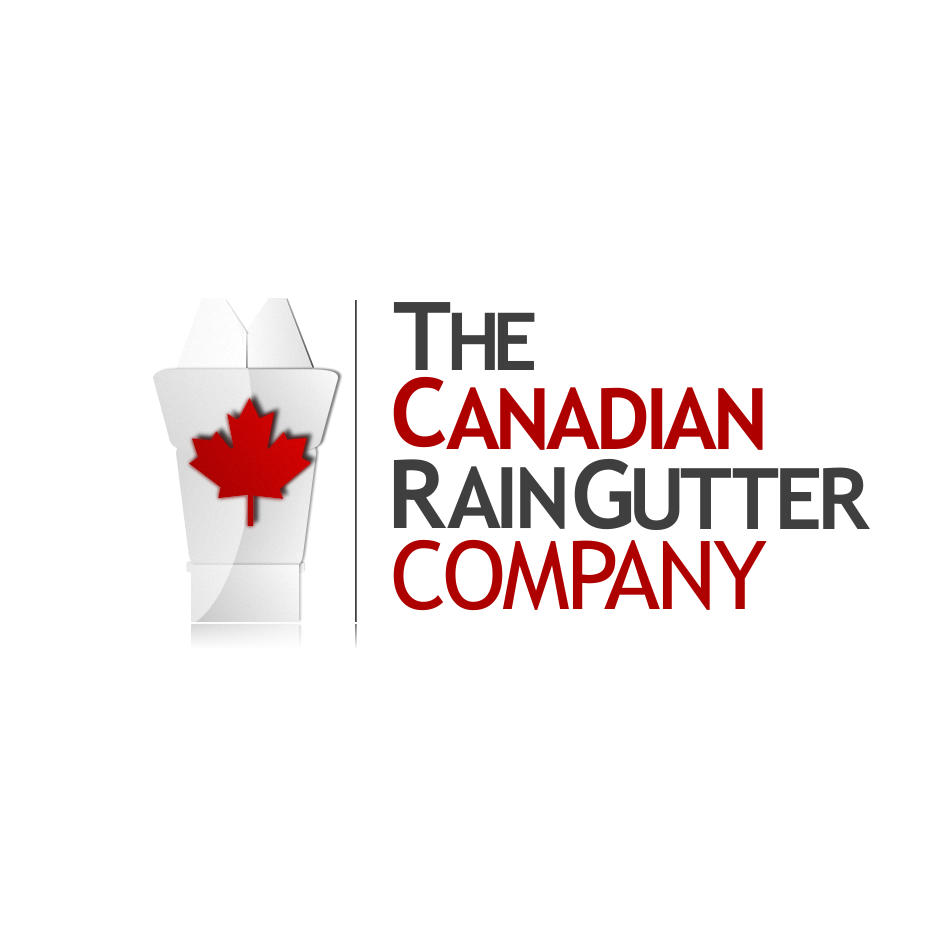 Logo Design by luwabu - Entry No. 20 in the Logo Design Contest The Canadian Rain Gutter Company.