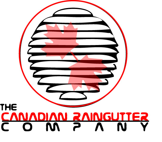 Logo Design by Fatima  - Entry No. 24 in the Logo Design Contest The Canadian Rain Gutter Company.
