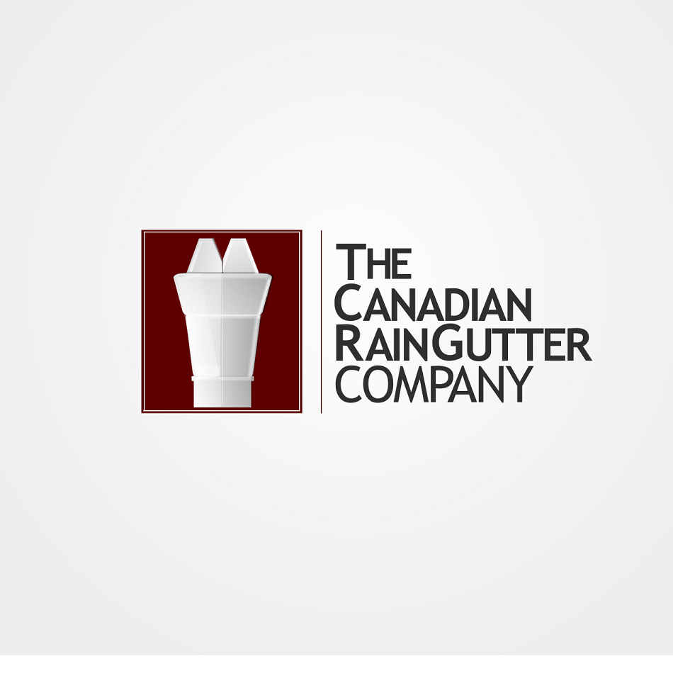 Logo Design by luwabu - Entry No. 26 in the Logo Design Contest The Canadian Rain Gutter Company.