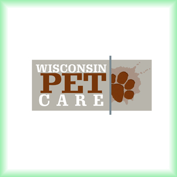 Logo Design by hafizshaikh7 - Entry No. 26 in the Logo Design Contest Wisconsin Pet Care.