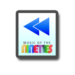 Logo Design by franco99 - Entry No. 22 in the Logo Design Contest Music of the Nineties Logo.