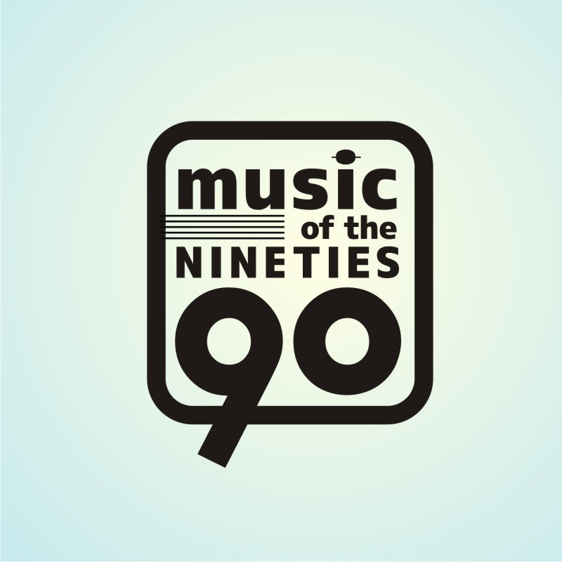 Logo Design by Autoanswer - Entry No. 31 in the Logo Design Contest Music of the Nineties Logo.