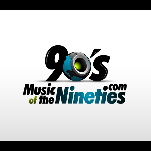 Logo Design by Les-Graphistes - Entry No. 33 in the Logo Design Contest Music of the Nineties Logo.