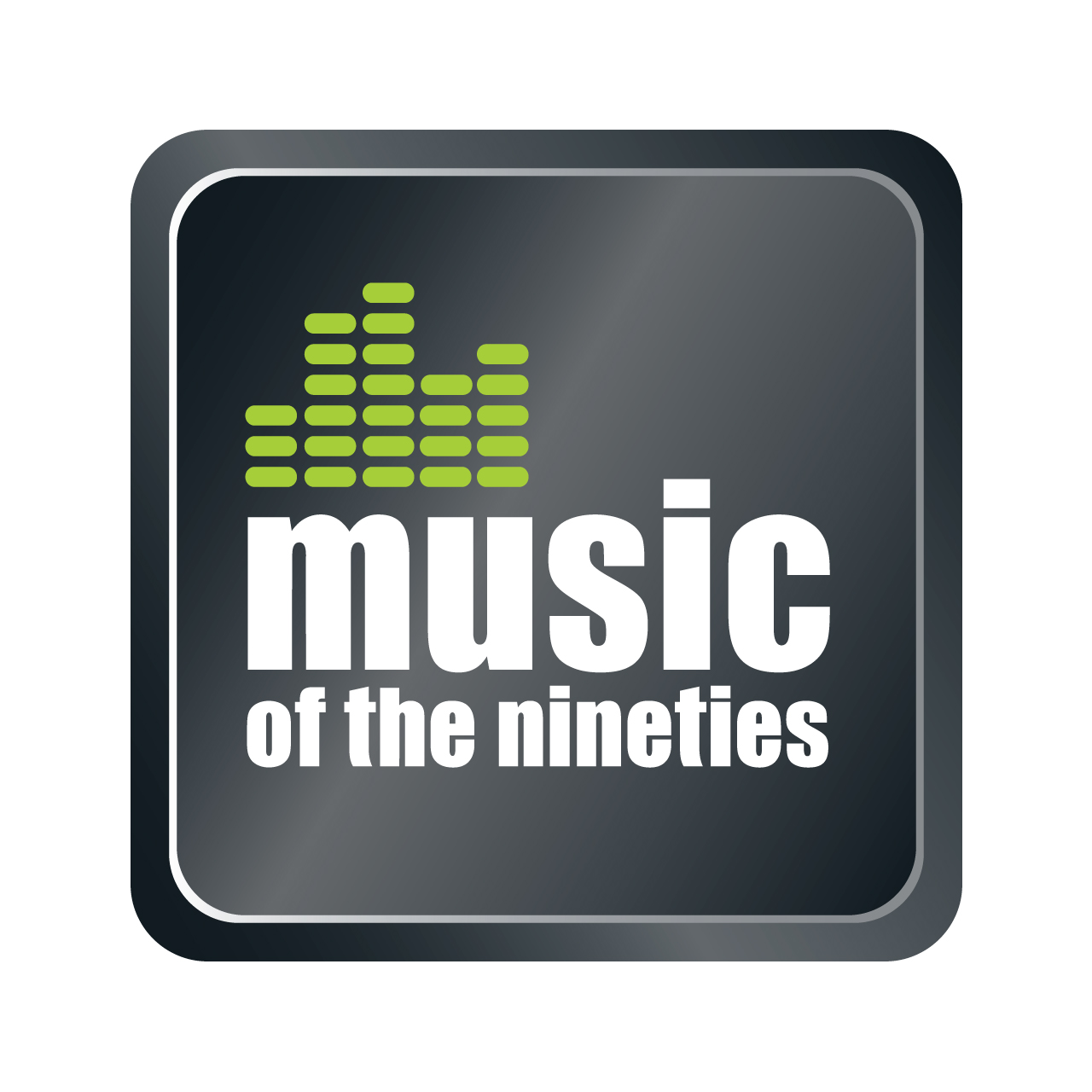 Logo Design by marikisoti - Entry No. 38 in the Logo Design Contest Music of the Nineties Logo.
