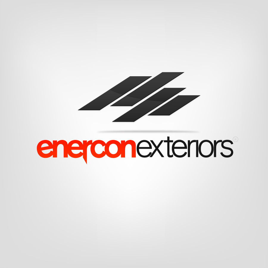 Logo Design by rockpinoy - Entry No. 2 in the Logo Design Contest Enercon Exteriors.