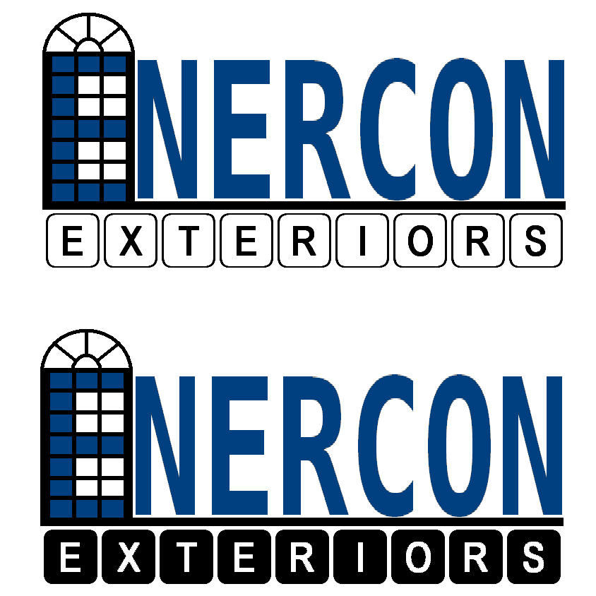 Logo Design by robbiemack - Entry No. 8 in the Logo Design Contest Enercon Exteriors.