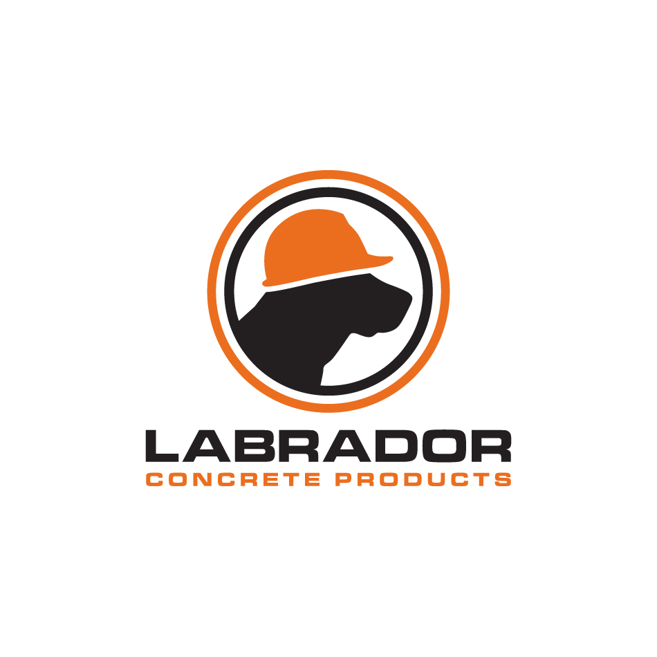 Logo Design by Spud9 - Entry No. 1 in the Logo Design Contest Logo for Labrador Concrete Products.