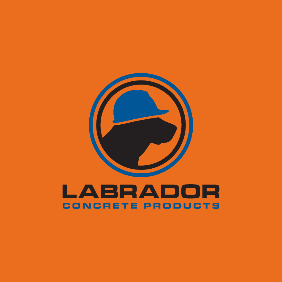 Logo Design by Spud9 - Entry No. 2 in the Logo Design Contest Logo for Labrador Concrete Products.