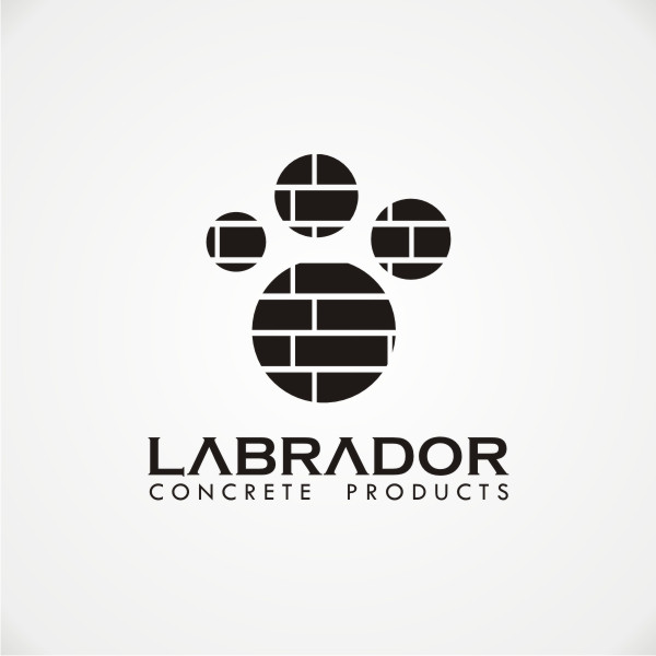 Logo Design by Private User - Entry No. 7 in the Logo Design Contest Logo for Labrador Concrete Products.