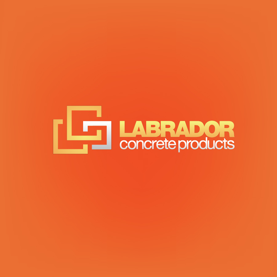 Logo Design by rockpinoy - Entry No. 8 in the Logo Design Contest Logo for Labrador Concrete Products.
