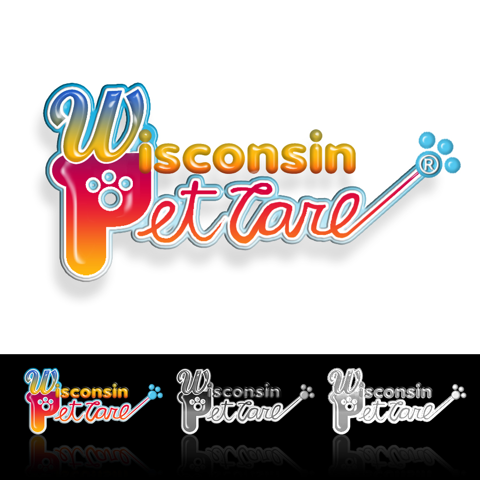 Logo Design by garygeorgec - Entry No. 41 in the Logo Design Contest Wisconsin Pet Care.