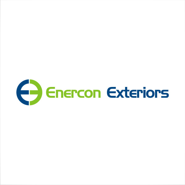 Logo Design by fr - Entry No. 12 in the Logo Design Contest Enercon Exteriors.