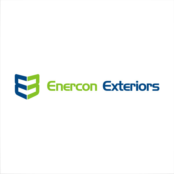 Logo Design by fr - Entry No. 13 in the Logo Design Contest Enercon Exteriors.