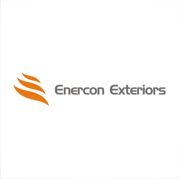 Logo Design by fr - Entry No. 15 in the Logo Design Contest Enercon Exteriors.