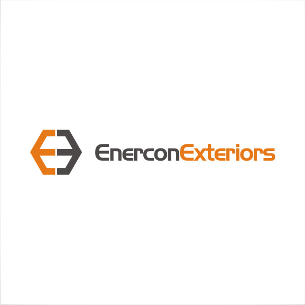 Logo Design by fr - Entry No. 16 in the Logo Design Contest Enercon Exteriors.