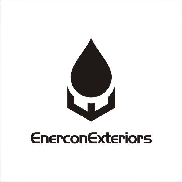 Logo Design by fr - Entry No. 17 in the Logo Design Contest Enercon Exteriors.