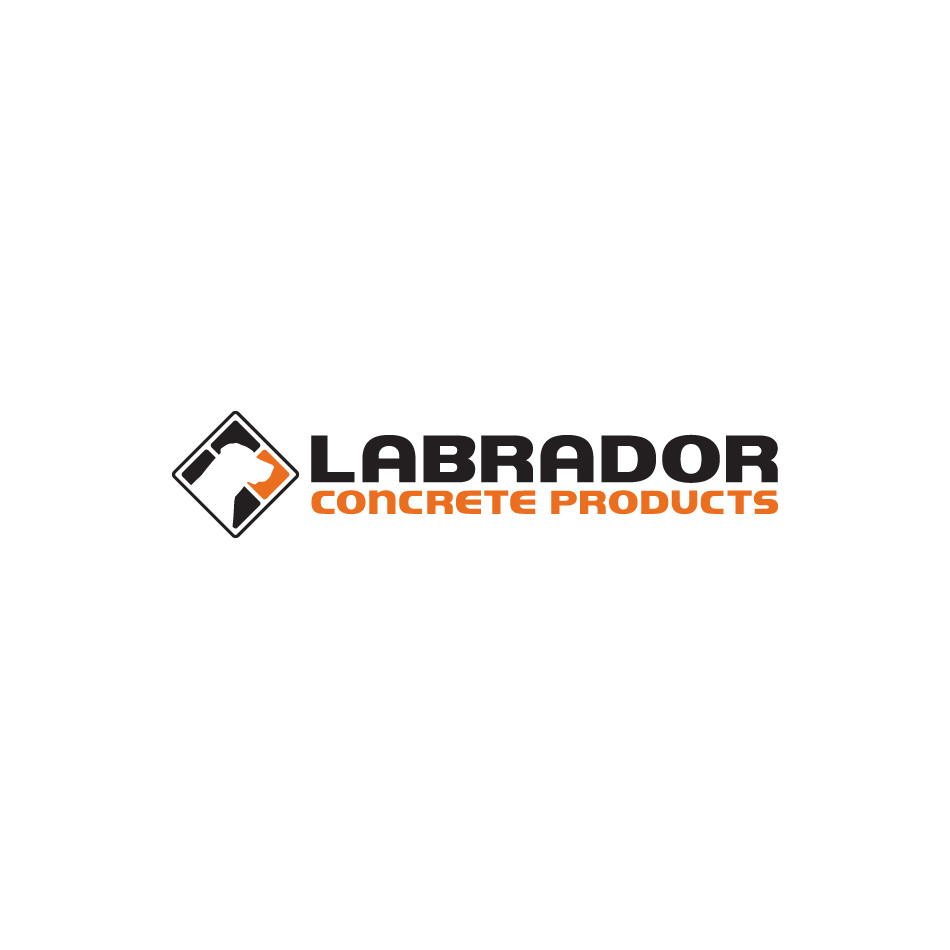 Logo Design by Spud9 - Entry No. 9 in the Logo Design Contest Logo for Labrador Concrete Products.