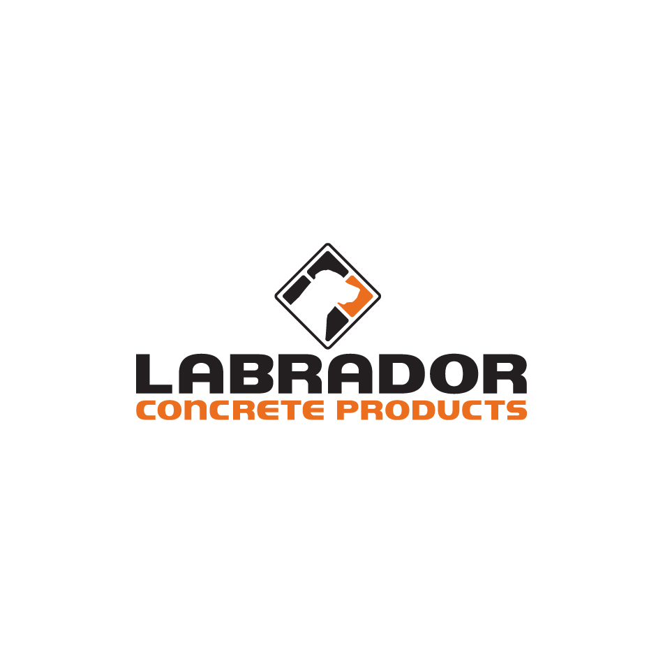Logo Design by Spud9 - Entry No. 11 in the Logo Design Contest Logo for Labrador Concrete Products.