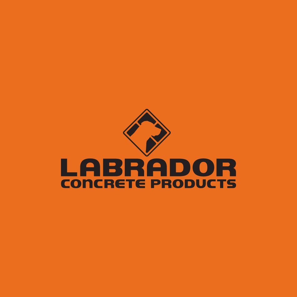 Logo Design by Spud9 - Entry No. 12 in the Logo Design Contest Logo for Labrador Concrete Products.