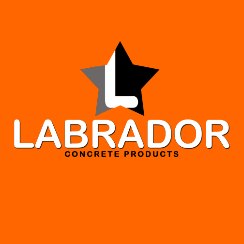 Logo Design by keekee360 - Entry No. 14 in the Logo Design Contest Logo for Labrador Concrete Products.