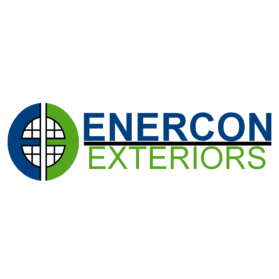 Logo Design by robbiemack - Entry No. 20 in the Logo Design Contest Enercon Exteriors.