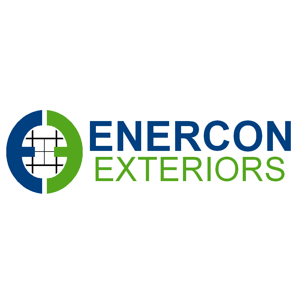 Logo Design by robbiemack - Entry No. 24 in the Logo Design Contest Enercon Exteriors.