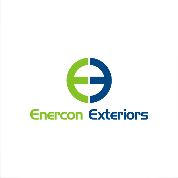 Logo Design by fr - Entry No. 25 in the Logo Design Contest Enercon Exteriors.