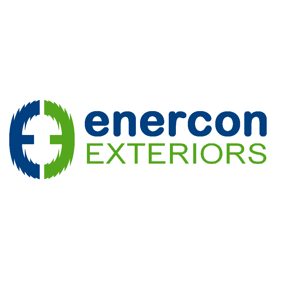 Logo Design by robbiemack - Entry No. 30 in the Logo Design Contest Enercon Exteriors.