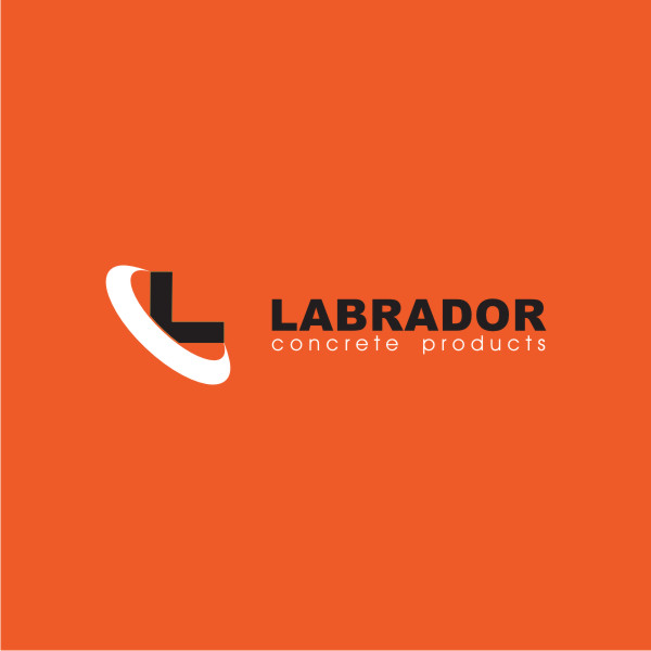 Logo Design by Private User - Entry No. 17 in the Logo Design Contest Logo for Labrador Concrete Products.