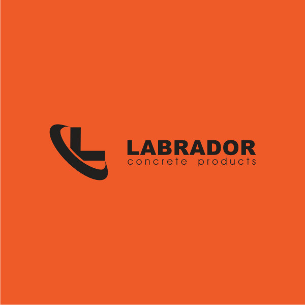 Logo Design by Private User - Entry No. 18 in the Logo Design Contest Logo for Labrador Concrete Products.