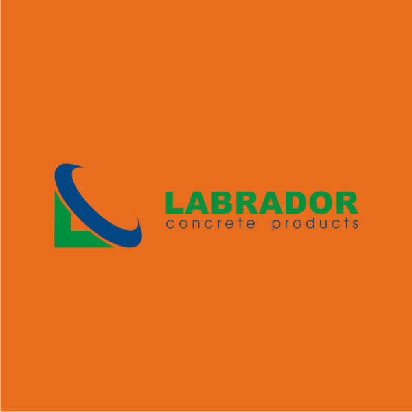 Logo Design by Private User - Entry No. 20 in the Logo Design Contest Logo for Labrador Concrete Products.