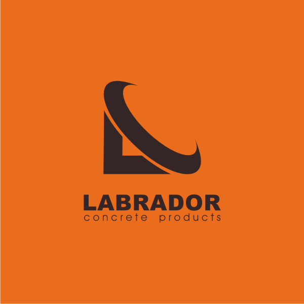 Logo Design by Private User - Entry No. 22 in the Logo Design Contest Logo for Labrador Concrete Products.