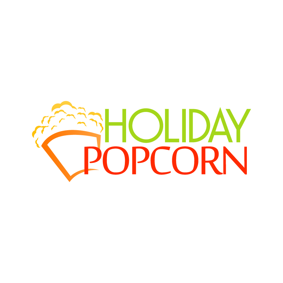 Logo Design by JoshuaCaleb - Entry No. 1 in the Logo Design Contest Holiday Popcorn.