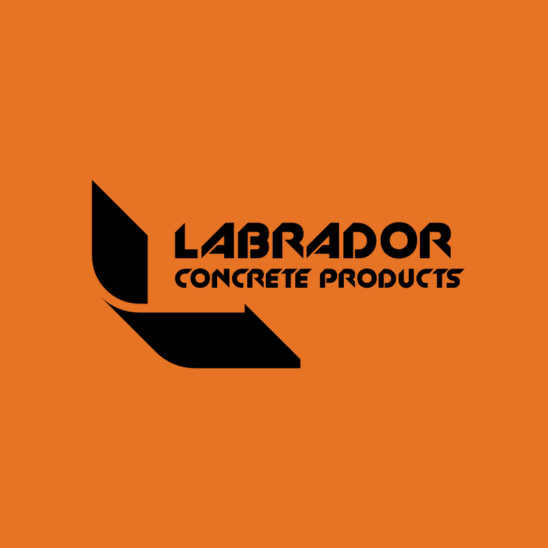 Logo Design by Rudy - Entry No. 26 in the Logo Design Contest Logo for Labrador Concrete Products.
