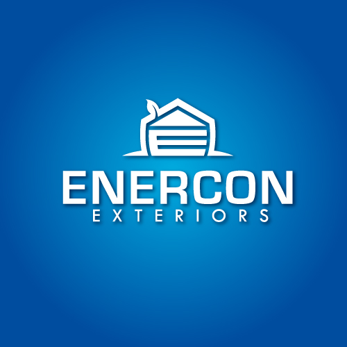 Logo Design by SilverEagle - Entry No. 35 in the Logo Design Contest Enercon Exteriors.