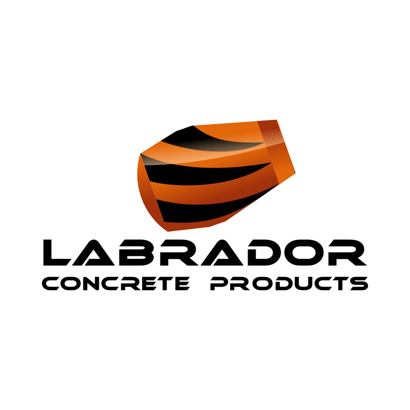 Logo Design by Rudy - Entry No. 31 in the Logo Design Contest Logo for Labrador Concrete Products.