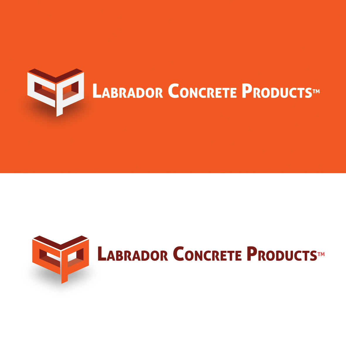 Logo Design by ex - Entry No. 33 in the Logo Design Contest Logo for Labrador Concrete Products.