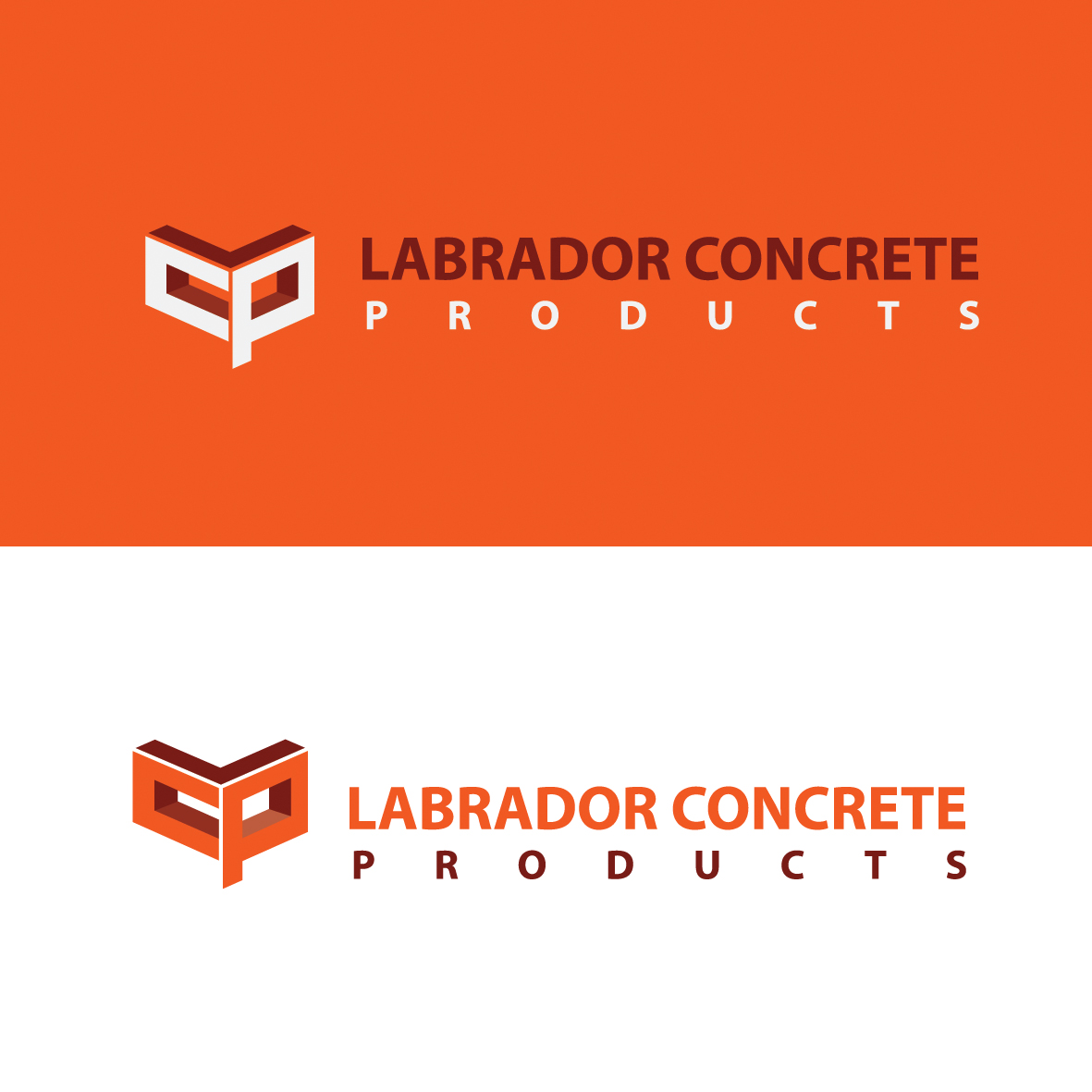 Logo Design by ex - Entry No. 35 in the Logo Design Contest Logo for Labrador Concrete Products.
